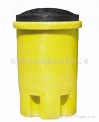 500L环保水处理行业PE盐箱