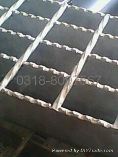 电镀锌格栅板 1