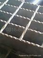 电镀锌格栅板