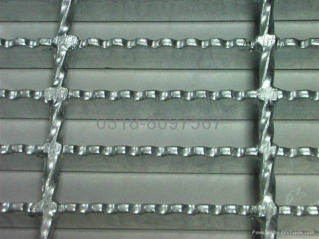 電鍍鋅格柵板 2
