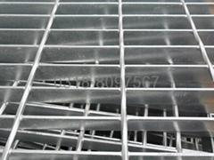 钢格网金拓压焊工艺