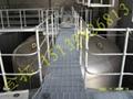 設備格柵板鍍鋅防鏽處理