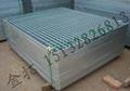 設備平台應用鋼格柵板