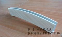 弧形鋁方通