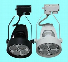 cree 30w/35w/40w led track light
