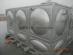 深圳不鏽鋼水箱製作精品水箱