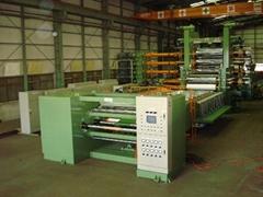1100PVC片材生产线