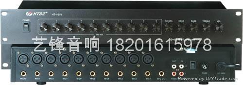 海天专业话筒集线器 3