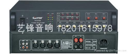 海天专业话筒集线器 5