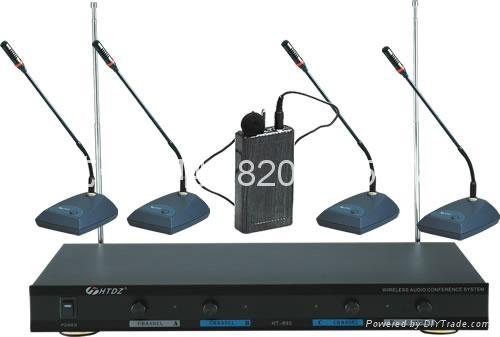 海天无线会议话筒 2