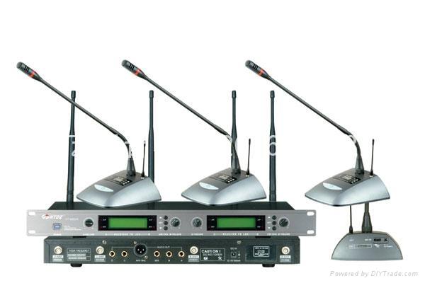 海天无线会议话筒 5