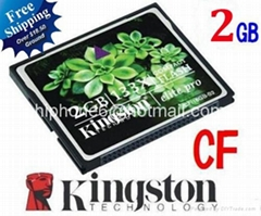 China manufacturer Copy Kingston CF card