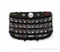 Blackberry Curve 8900 Black color