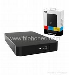 500GB Western Digital External Hard