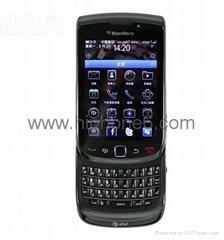 Refurbished Refurbished Blackberry Torch 9800 GPS WIFI 3G Phone