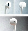 High quality EarPods Earphone headphone with Remote & Mic for iPhone 5