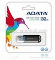 China manufacturer ADATA C906 Black & White 2GB 4GB 8GB 16G 32GB USB Stick