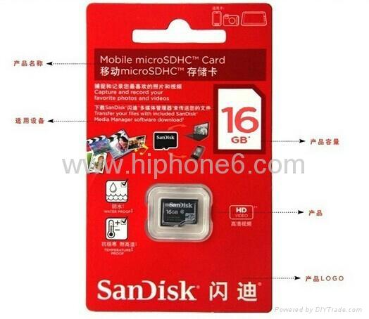 大量批發閃迪內存卡128MB/256MB/512MB/1GB/2GB/4GB/8GB/16GB/32GB 2