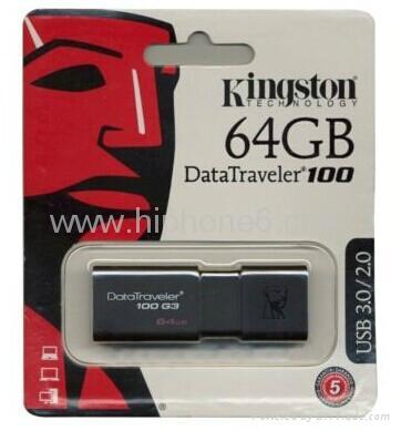 大量批發金士頓U盤成品 2G 4G 8G 16G 32G 64G 128G 4