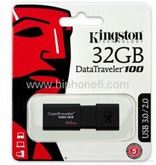 大量批發金士頓U盤成品 2G 4G 8G 16G 32G 64G 128G