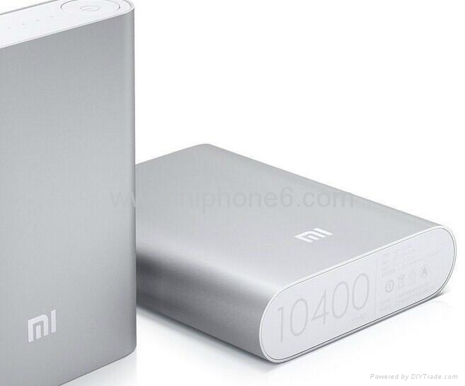 Hot Xiaomi 10400mAh USB Power Bank For Mobile Phones Tablets Lg Samsung New 2