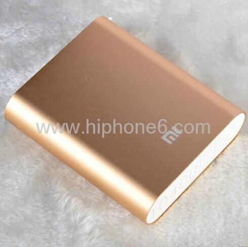 Hot Xiaomi 10400mAh USB Power Bank For Mobile Phones Tablets Lg Samsung New 4