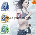 Waterproof Sports Running Armband Leather Case For iphone 6 4.7 inch