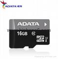 威剛(ADATA)TF卡16G