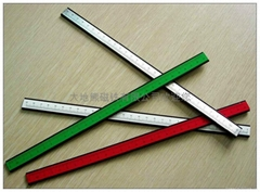 彩色軟磁條辦公教學尺子