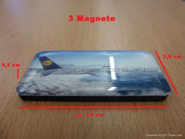 epoxy rubber magnet 3