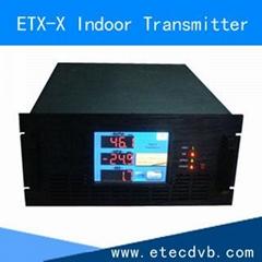 20W to 600W UHF DVB-T/T2