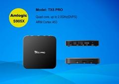 Amlogic AML-S805 Arabic OTT IPTV Box with Bein Sports