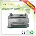Compatible toner cartridge CC364A/CE390A