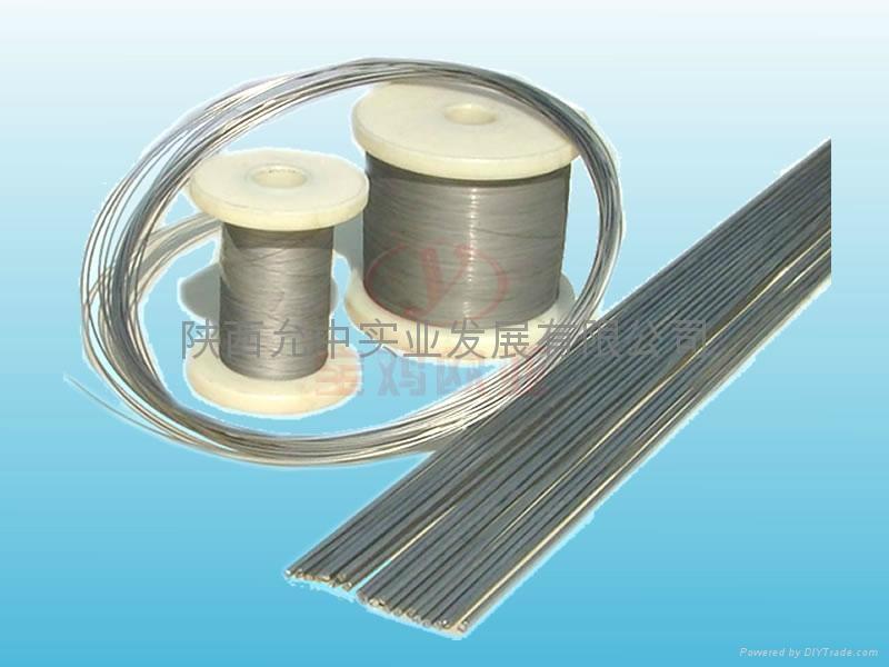 Titanium wire 4