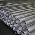 Titanium tube GR1