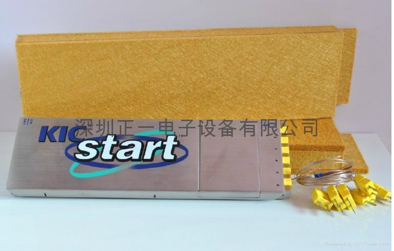 KICSTART 爐溫測試儀 在線測溫 自動化SMT 1