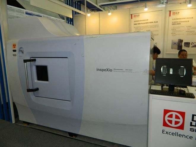 島津X-Ray 檢測設備SMX-1000 Plus時效分析 4