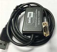 数据线DATAPAQ原装温度检测仪DATAPaq数据线