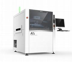 錫膏印刷機全自動印刷機全自動印刷機A5視覺
