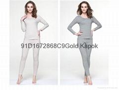 金木棉健康保暖內衣(女)
