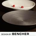 宝齐莱陶瓷果盘