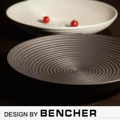 寶齊萊陶瓷果盤