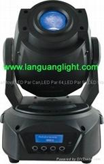 New 30W LED Moving Head/Gobo Light/Cabeza Movil LED/Stage Light/LED Lighting