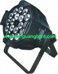 LED Par Can 18pcs 4in1/LED Stage Light/LED Effect Light/LED Wall Wash Light