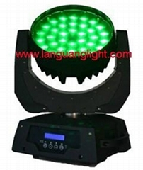 Zoom LED Moving Head Wash 36*10W RGBW 4IN1/Zoom Cabeza Movil LED Washe/LED Wash