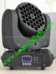 36*5W LED Beam Moving Head Wash/LED Beam Moving Head/LED Washer Light/Stage