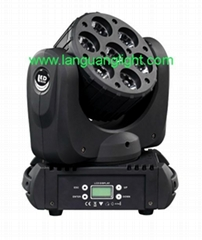 7*20W LED Beam Osram/LED Moving Head Beam Light/LED Stage Light/LED Disco Light