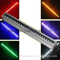 LED Bar Light/LED Wall Washer 24*15W RGBEAUV 6IN1 Waterproof