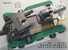 小風刀氣動軟軸吹掃工具