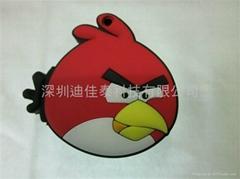 愤怒的小鸟U盘